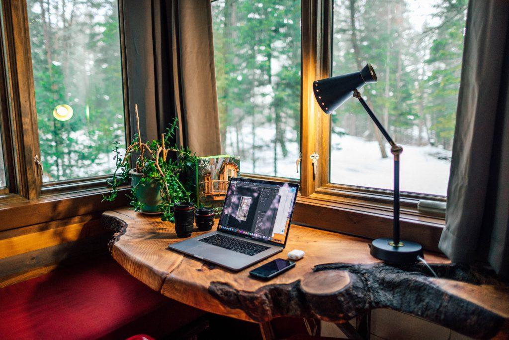 Home Office Corona Aussicht