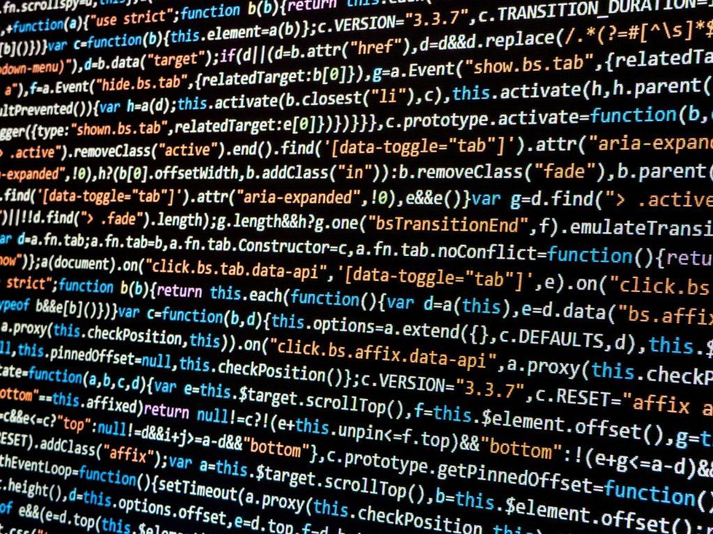 Webdesign und Content Code